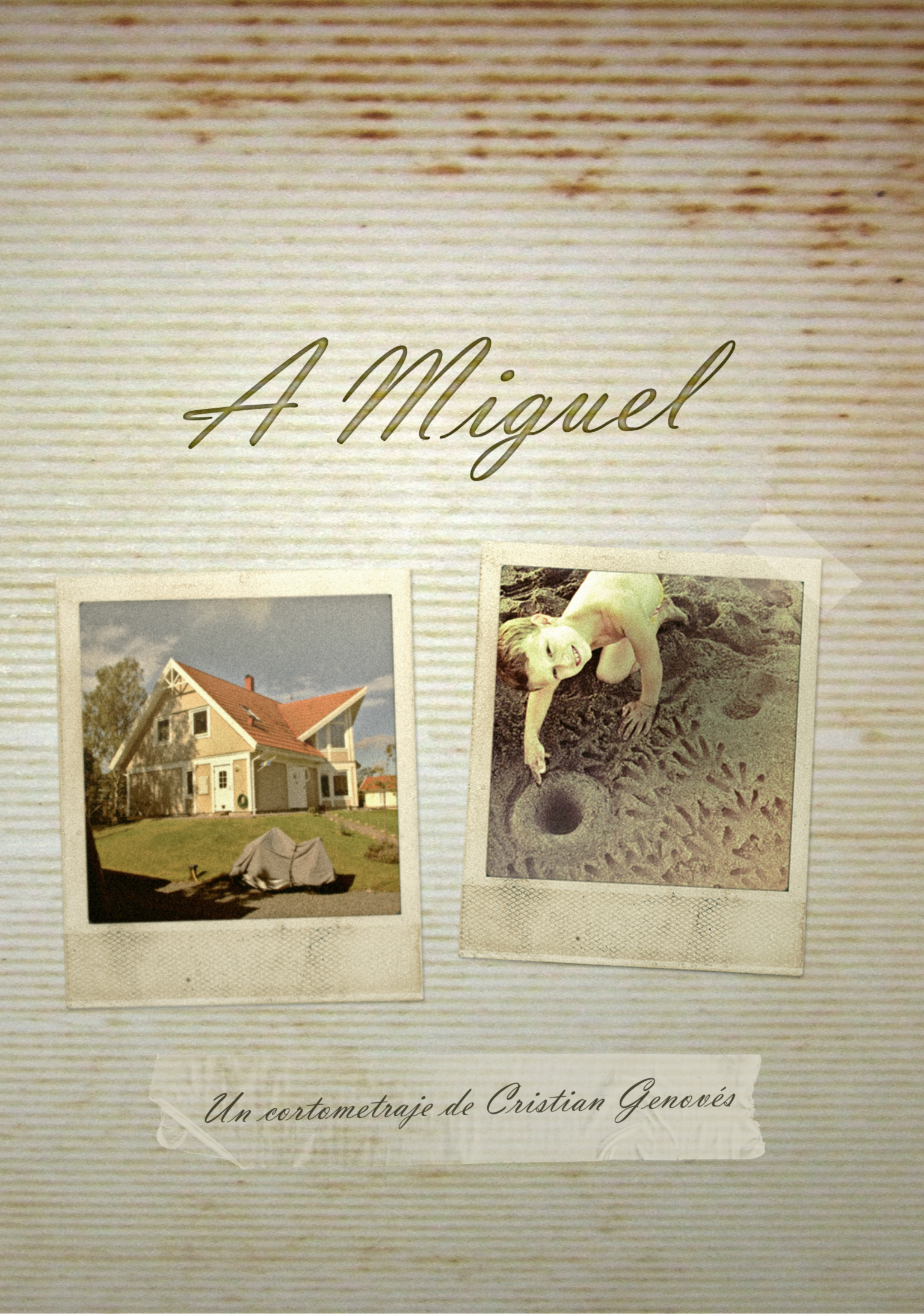 A Miguel poster